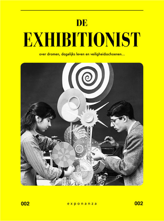 Cover De exhibitionist 002